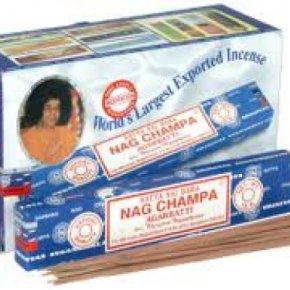 Caja nag champa 12 paquetes
