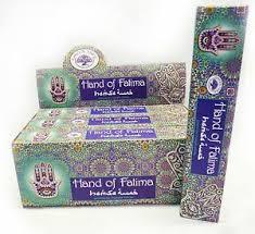 Incienso mano de Fatima