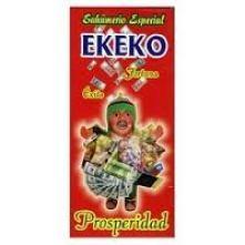 Sahumerio ekeko