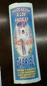 Vela arcangel Gabriel