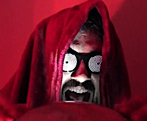 The Crimson Weirdo