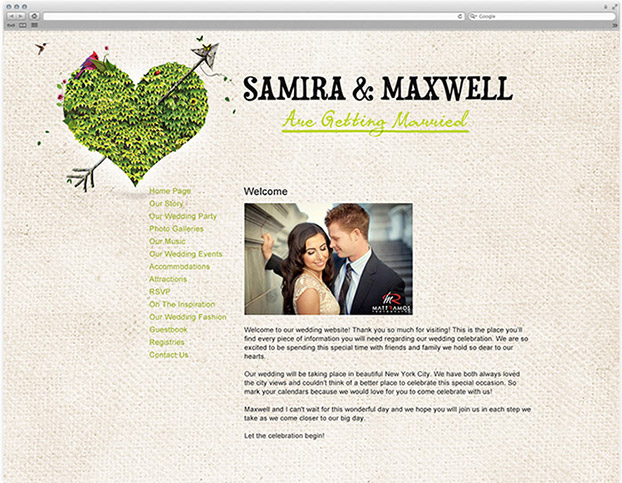 IWeddings: Using The Internet To Plan Your Wedding