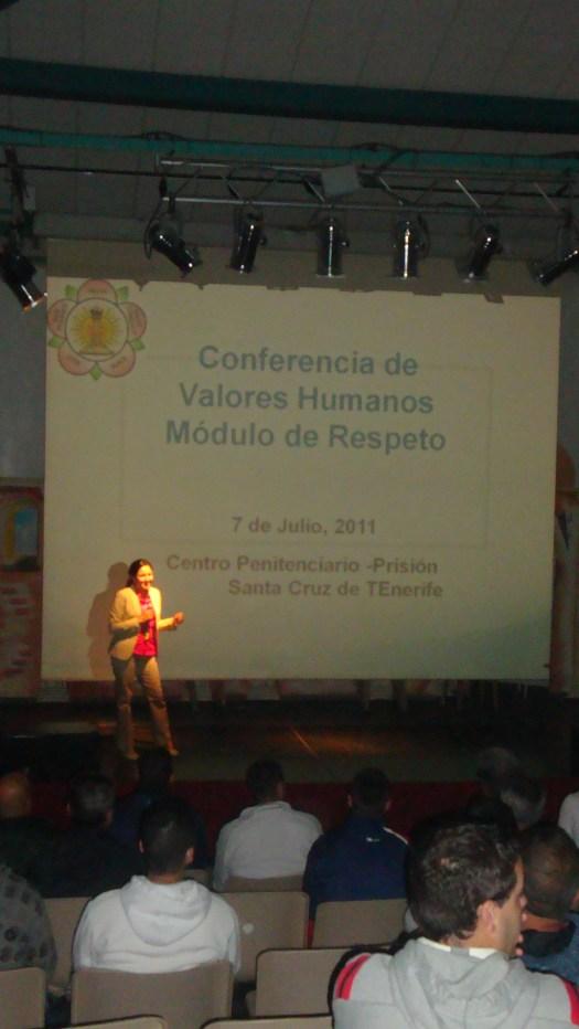 Conferencia Coaching Valores Humanos