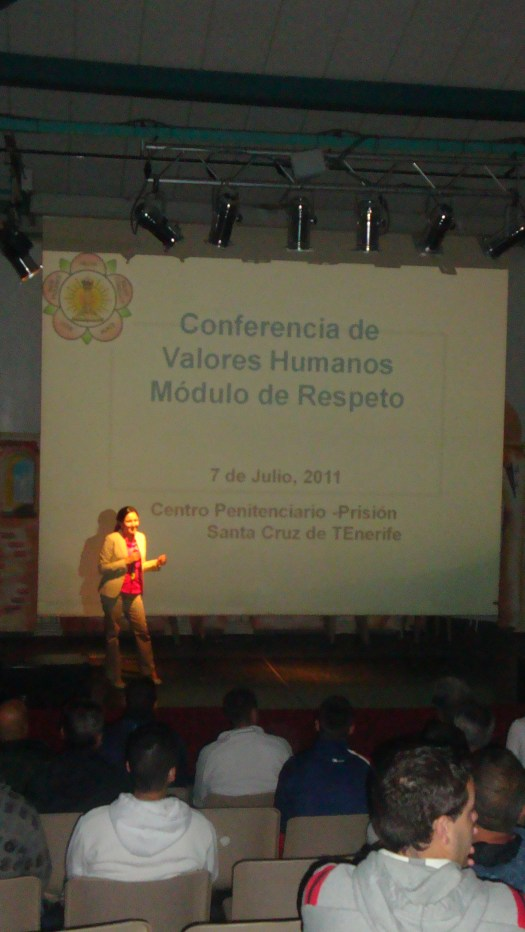 Conferencia Coaching Valores Humanos