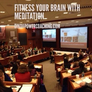 Mindfulness Harvard Business School