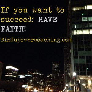 success blueprint