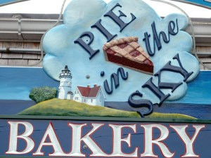 Pie in the Sky, Woods Hole, Cape Cod
