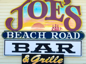 Joe's Beach Road Bar and Grille, East Orleans, Cape Cod