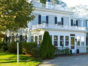 Whalewalk Inn and Spa, Eastham, Cape Cod