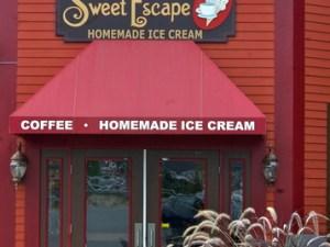 Sweet Escapes and Savory Pizza Grill, Truro, Cape Cod