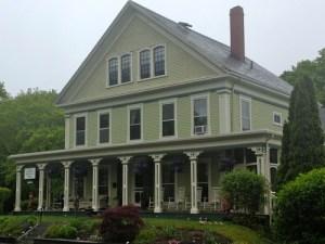Captain Freeman Inn, Brewster, Cape Cod