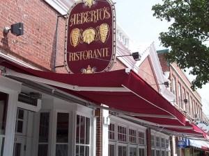 Alberto's restaurant, Hyannis, Cape Cod