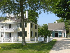 Falmouth Museums on the Green, Falmouth, Cape Cod