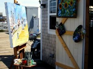 Provincetown Art Galleries, Provincetown, Cape Cod
