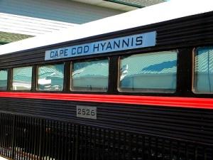 Trains, Hyannis, Cape Cod