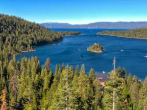 Emerald Bay, South Lake Tahoe, California