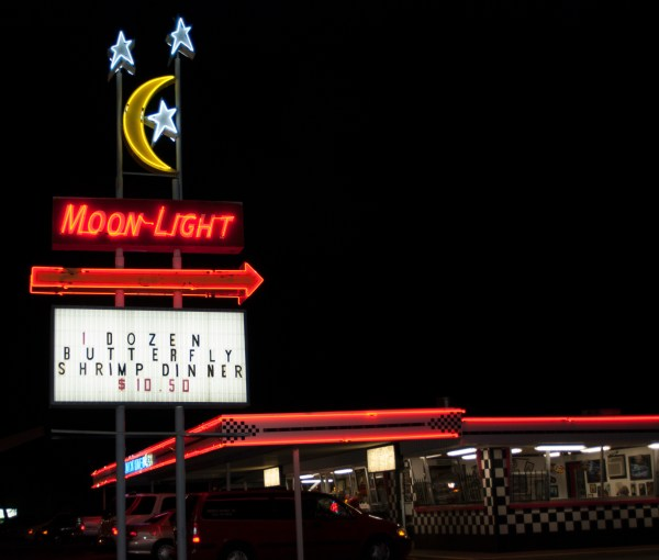 Moonlight Drive In, Space Coast