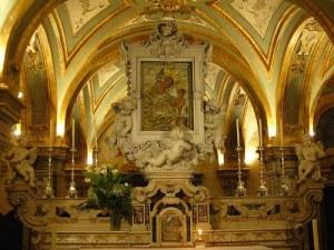 Cathedral in Bari, Puglia