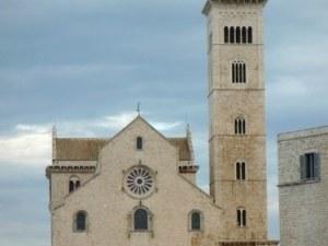 Cathedral in Trani, Puglia