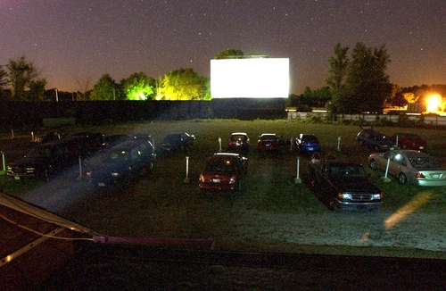 Big sky twin drive in theatres