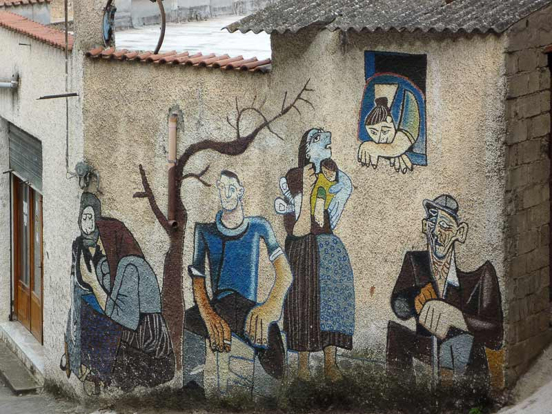 orgosolo mural