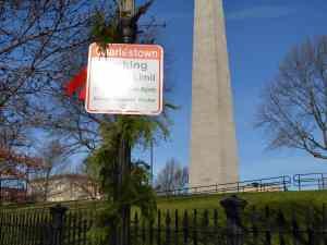 Bunker Hill Monument, Charlestown, Boston