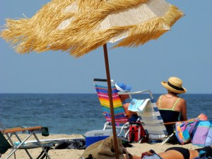A day in the sun at Virginia Beach