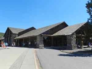 Old Faithful Lodge and Cabins