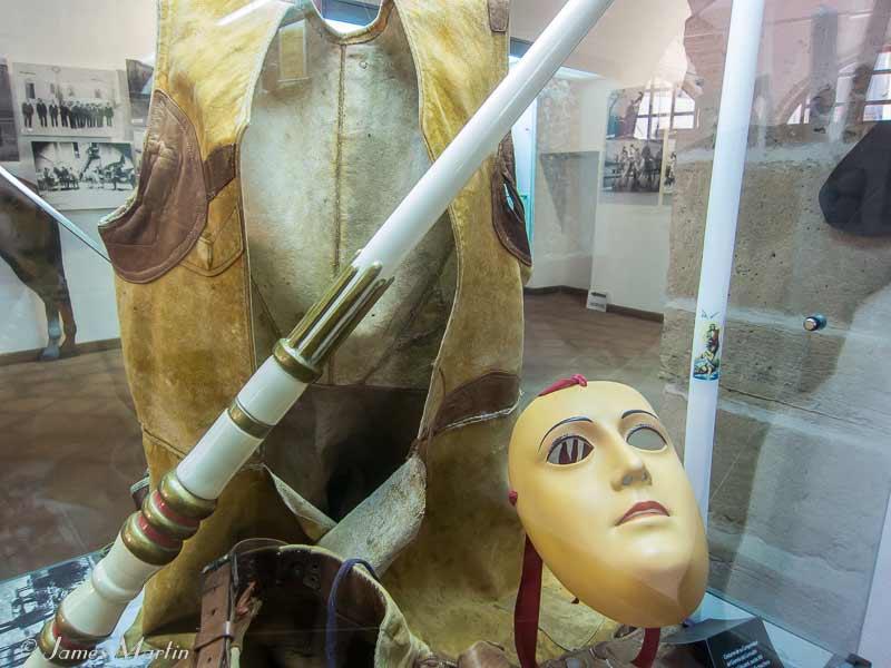 sartiglia museum oristano
