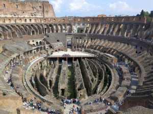 roman colosseum photo