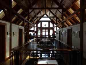Blenheim Vineyards Tasting Room Inside