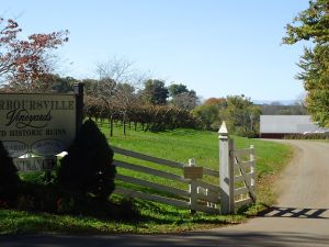 Barboursville Vineyard is a premier Central Virginia winery.