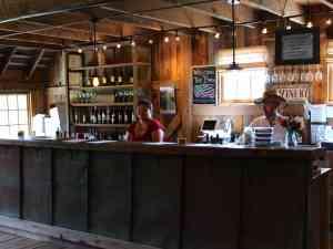 Barns at Hamilton Station Tasting Bar