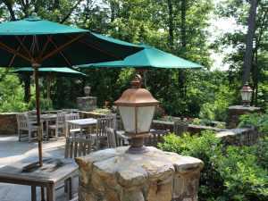 Goodstone Inn Outdoor Seating