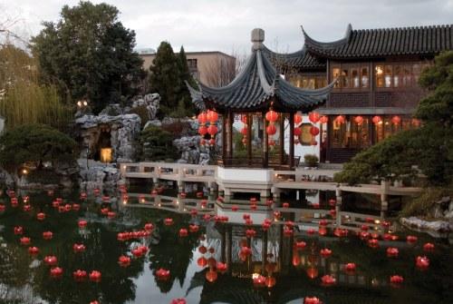 Lan Su Garden
