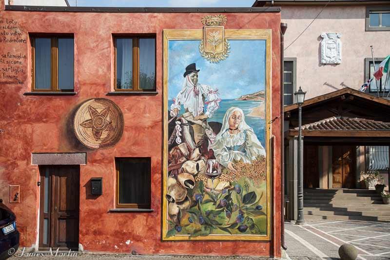 tinnura mural