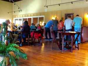 Cana Vineyards Tasting Room