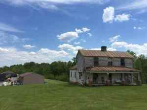 Stanburn Farmhouse