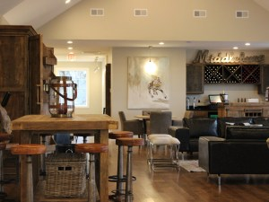 Greenhill Vineyards Event Space