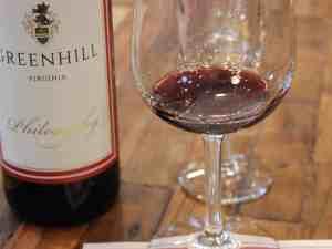 Greenhill Vineyards Wine