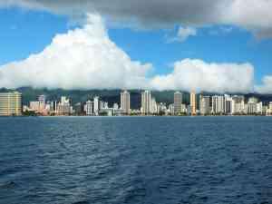 Waikiki with a Twist