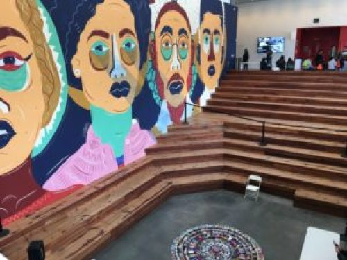 Berkeley's Arts District, California