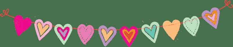 Herzgirlande - Über mich