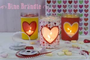 Herzglas mit Teelicht 5 - Herzglas mit Teelicht_5