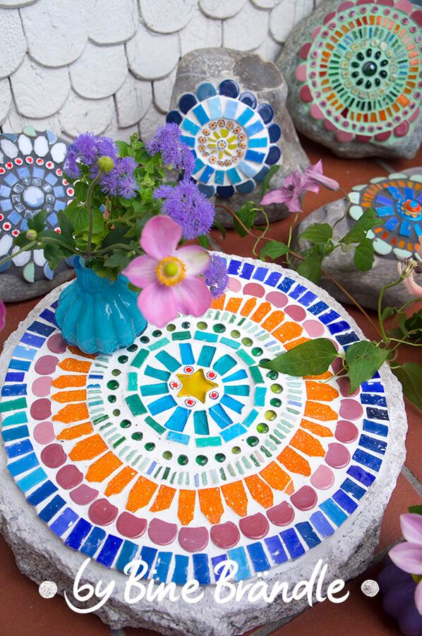 Mosaik bine brändle