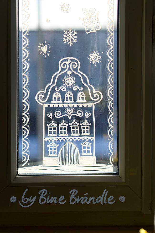 Vorlagenmappe fr hliche weihnachten bine br ndle - Kreidemarker vorlagen weihnachten ...