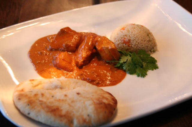 Chicken Curry indisch