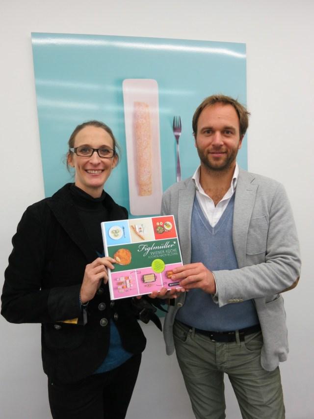 Sabine Carolina Berger und Hans jun. Figlmüller