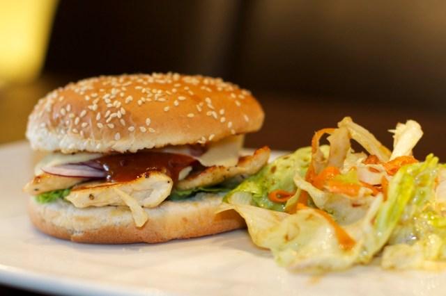 Chicken-Cheese-Burger