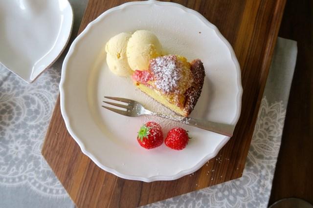 Rhabarber-Pfirsich-Kuchen – 16
